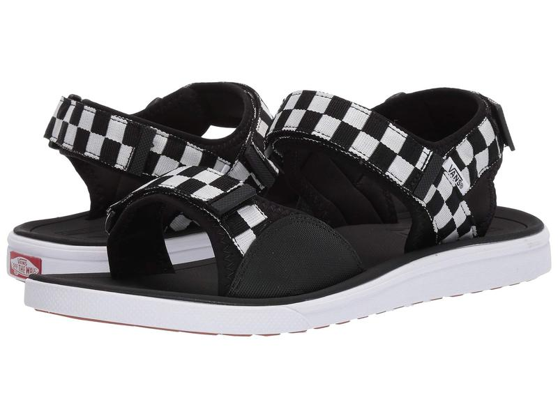 バンズ メンズ サンダル シューズ UltraRange??¢ Tri-Lock (Checkerboard) Black/True White