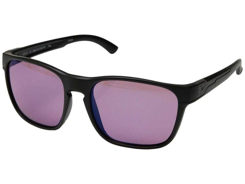 アンダーアーマー メンズ サングラス・アイウェア アクセサリー UA Glimpse Satin Black/Golf Tuned Lens