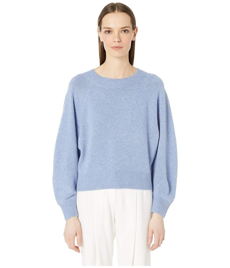 ヴィンス レディース ニット・セーター アウター Raglan Sleeve Dolman Sweater Blue Jeans