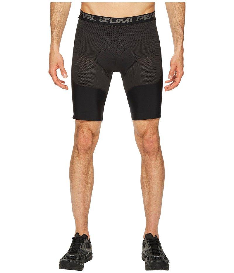 パールイズミ メンズ ハーフパンツ・ショーツ ボトムス Select Liner Shorts Black
