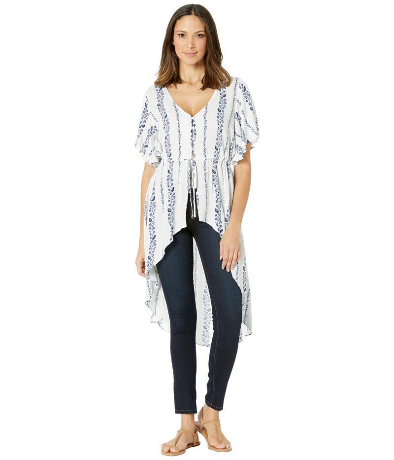 ラングラー レディース シャツ トップス Fashion シャツ Short トップス Sleeve Blue High Top Button Knit Blue Greece, ゴルフショップフラットヒル:cbbeae93 --- sayselfiee.com