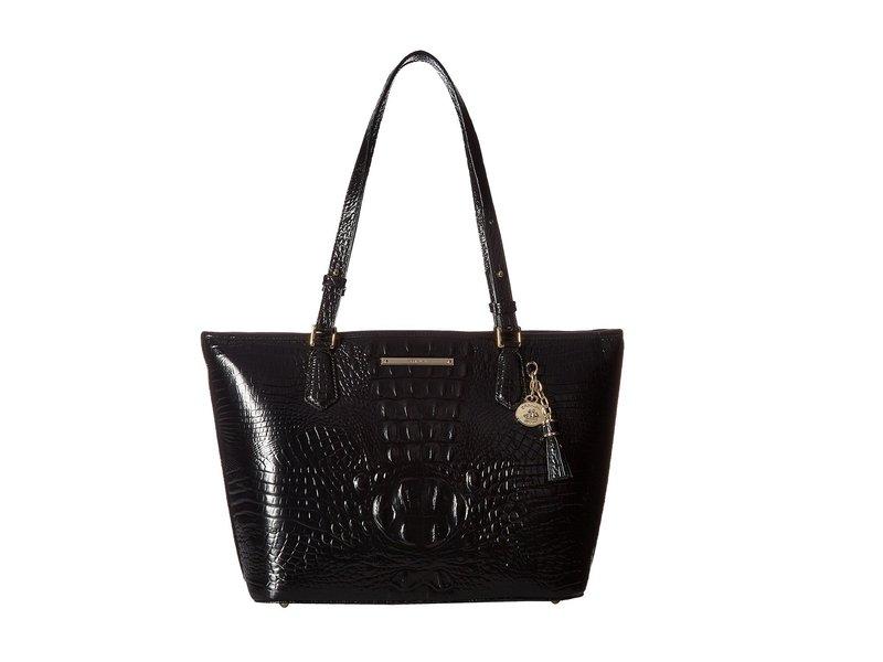 ブランミン レディース ハンドバッグ バッグ Melbourne Medium Asher Bag Black