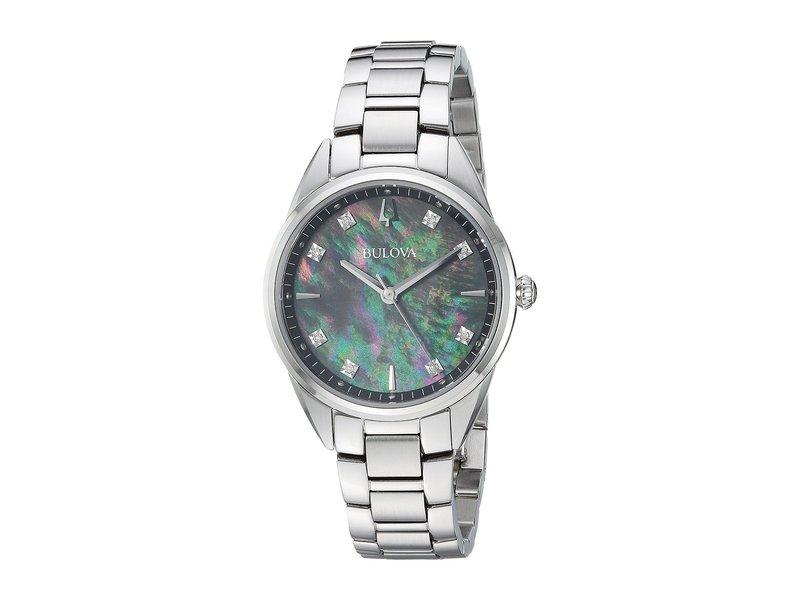 ブロバ レディース 腕時計 アクセサリー Sutton - 96P198 Steel