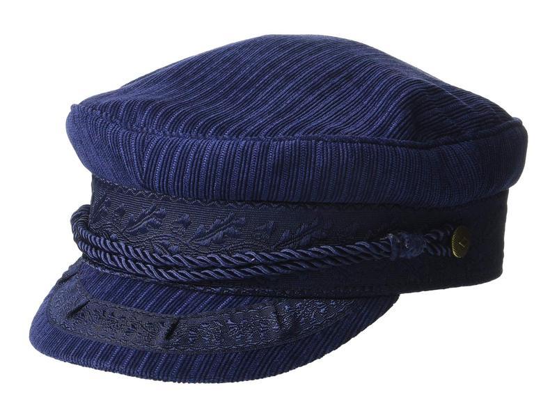 ブリクストン レディース 帽子 アクセサリー Albany Cap Patriot Blue