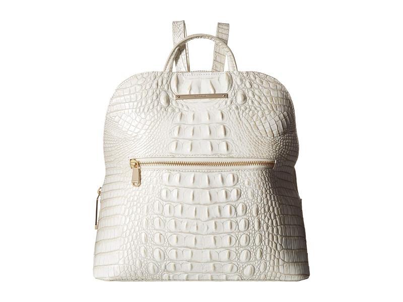 ブランミン レディース バックパック・リュックサック バッグ Melbourne Felicity Backpack Pearl