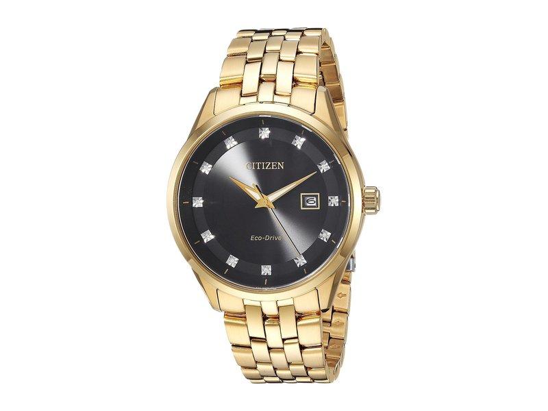 シチズンウォッチ メンズ 腕時計 アクセサリー BM7252-51G Eco-Drive Gold Tone