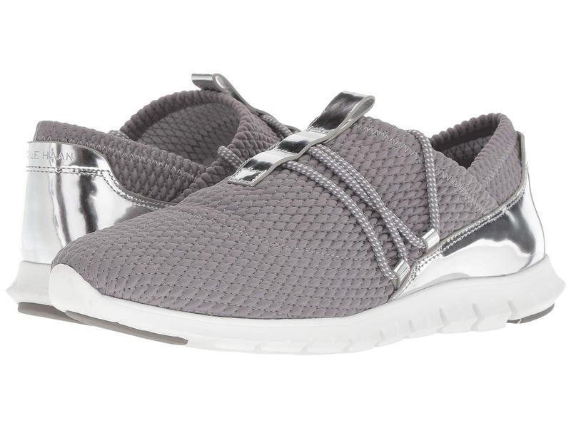 コールハーン レディース スニーカー シューズ Zerogrand Quilted Sneaker Ironstone Quilt Stretch