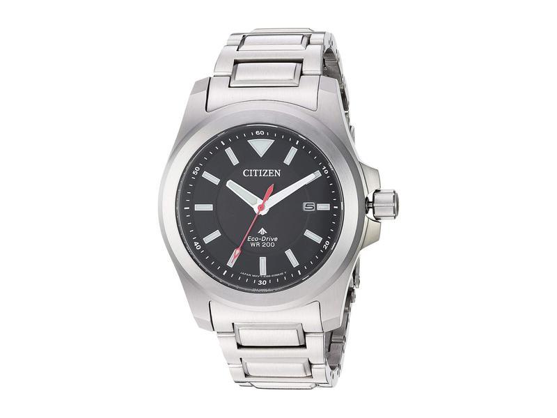 シチズンウォッチ メンズ 腕時計 アクセサリー BN0211-50E Promaster Tough Silver Tone