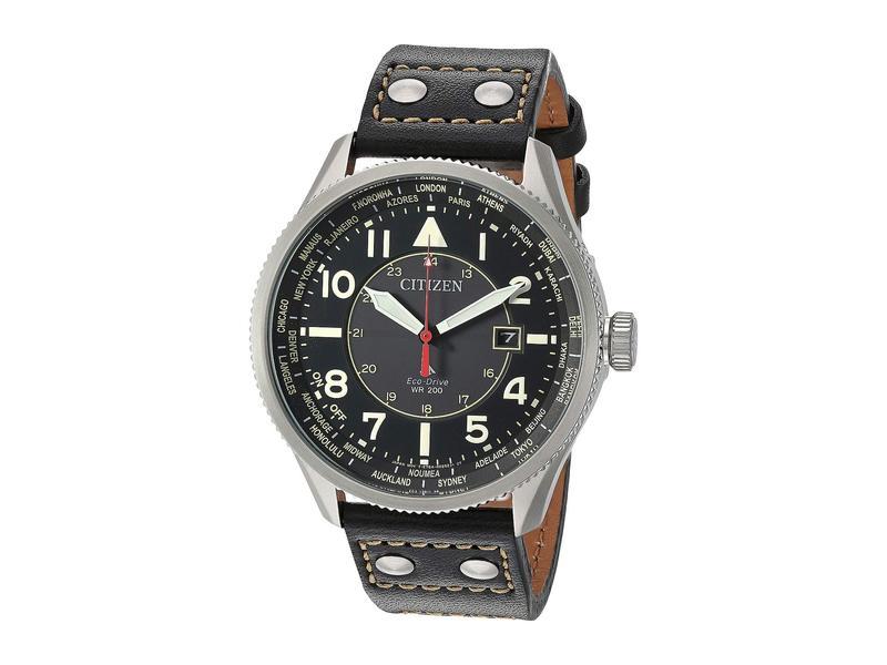 シチズンウォッチ メンズ 腕時計 アクセサリー BX1010-02E Promaster Nighthawk Black