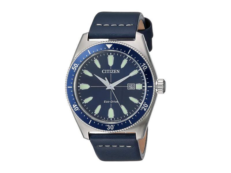 シチズンウォッチ メンズ 腕時計 アクセサリー AW1591-01L Brycen Blue
