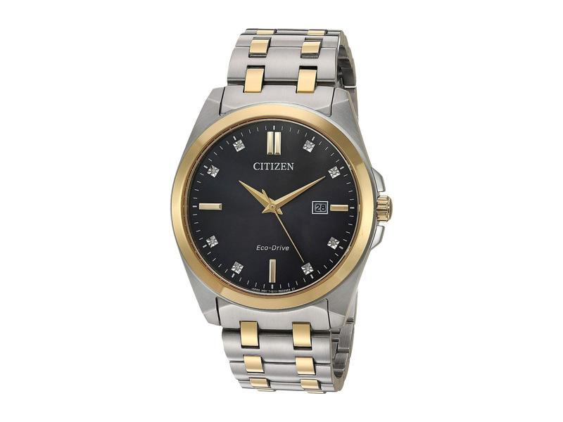 シチズンウォッチ メンズ 腕時計 アクセサリー BM7107-50E Corso Black