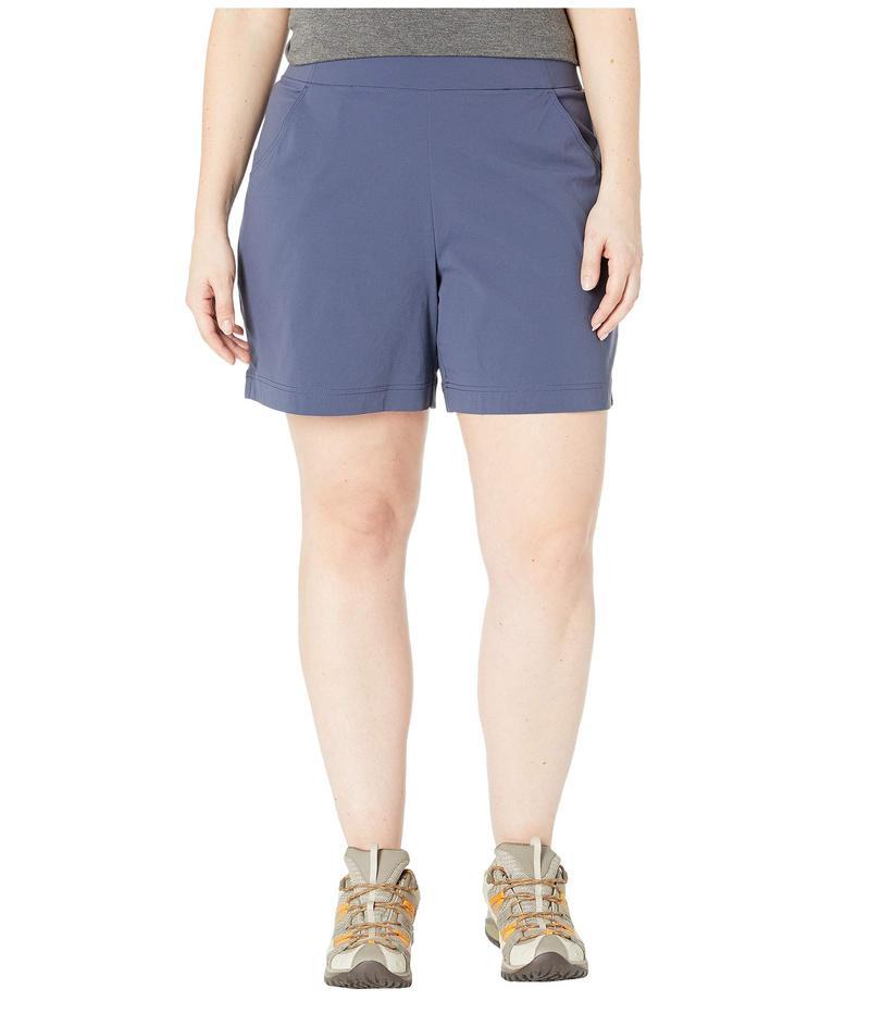 コロンビア レディース ハーフパンツ・ショーツ ボトムス Plus Size Anytime Casual??¢ Shorts Nocturnal