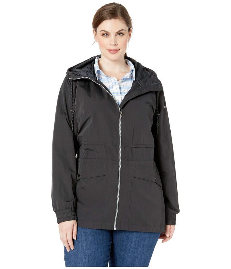 コロンビア レディース コート アウター Plus Size Day Trippin'??¢ Jacket Black