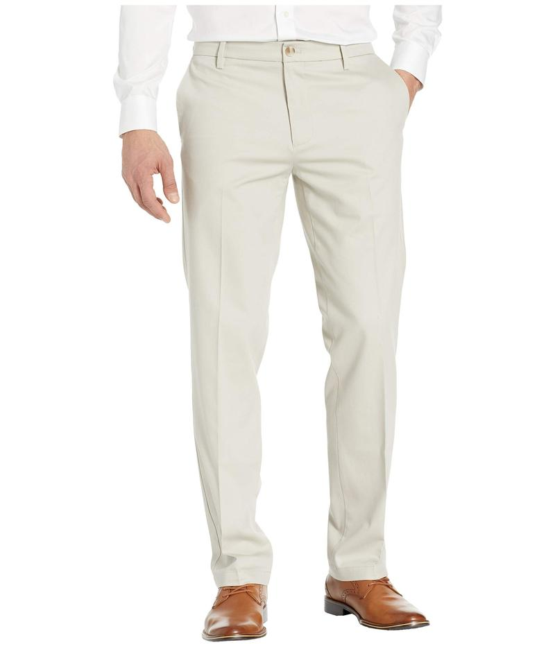ドッカーズ メンズ カジュアルパンツ ボトムス Straight Fit Signature Khaki Lux Cotton Stretch Pants D2 - Creased Cloud