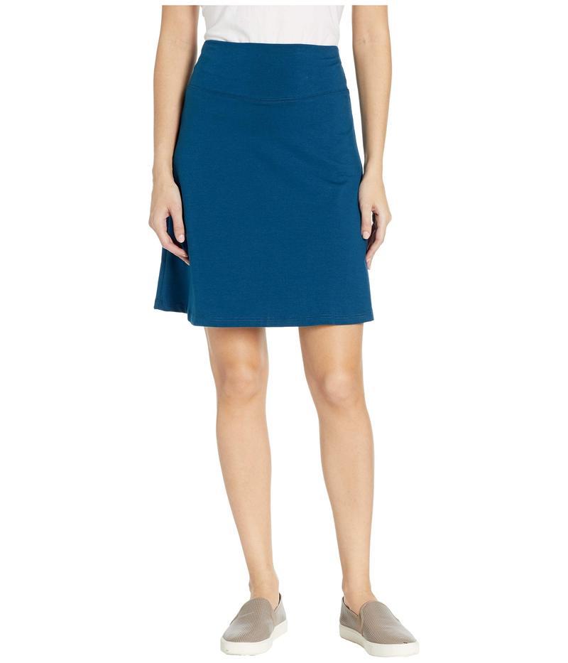 フィグ レディース スカート ボトムス Bel Skirt Sailor Blue