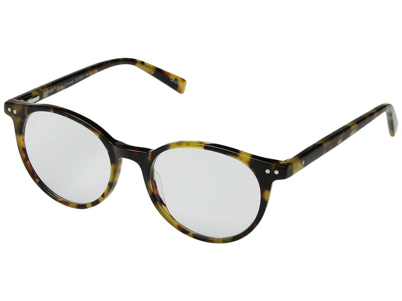 アイブブス メンズ サングラス・アイウェア アクセサリー Case Closed - Blue Light Blocking Glasses Tortoise