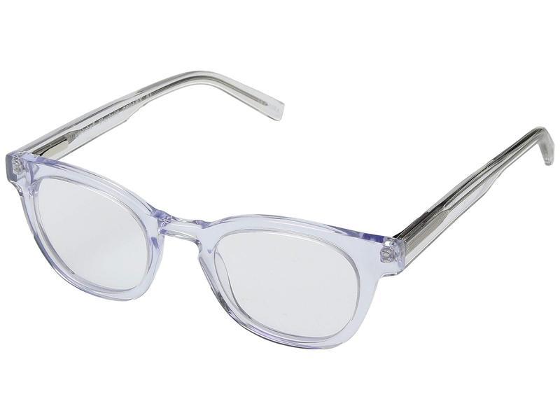 アイブブス メンズ サングラス・アイウェア アクセサリー Waylaid - Blue Light Blocking Glasses Clear