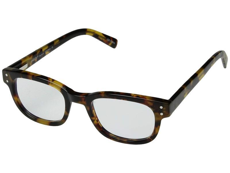 アイブブス メンズ サングラス・アイウェア アクセサリー Butch - Blue Light Blocking Glasses Tortoise