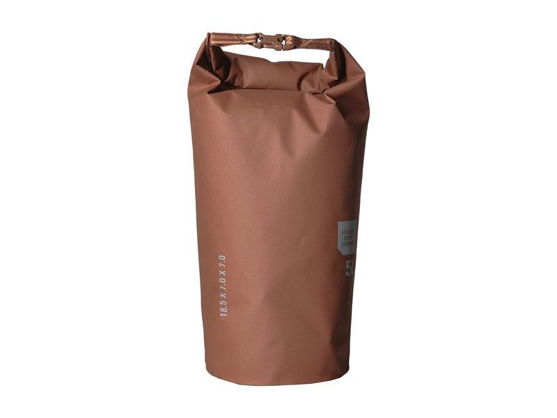 ハーシェルサプライ メンズ バックパック・リュックサック バッグ Dry Bag 5L Saddle Brown