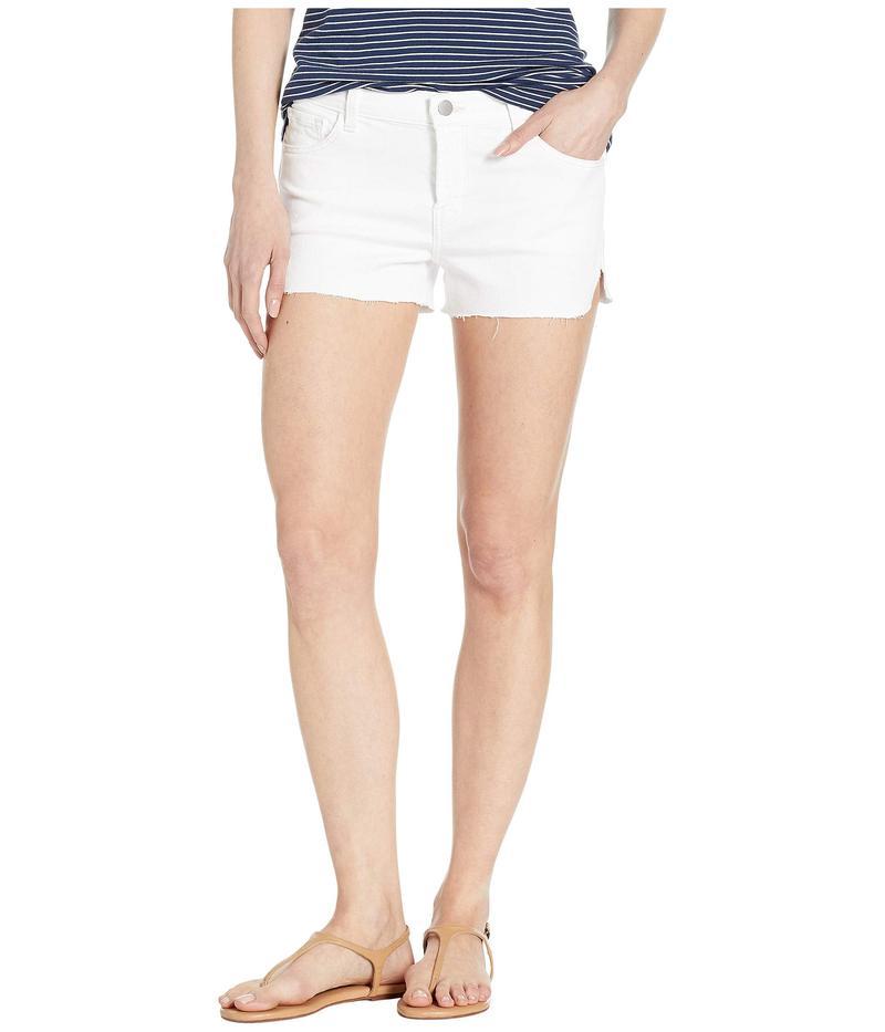 ジェイブランド レディース ハーフパンツ・ショーツ ボトムス 1044 Mid-Rise Shorts in Blanc Blanc