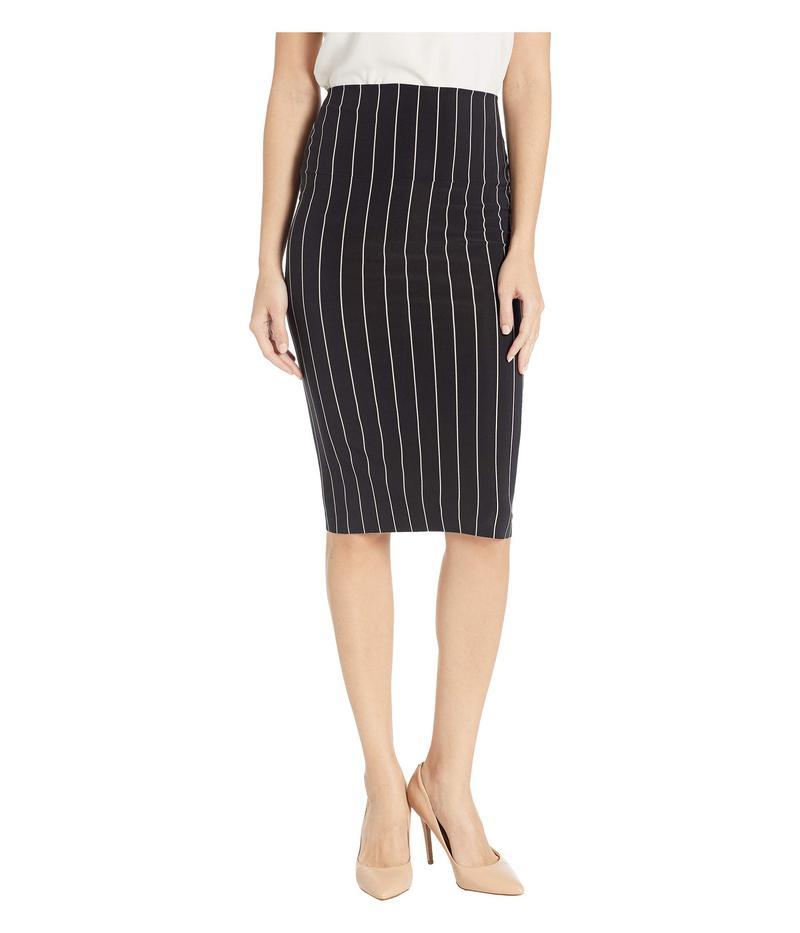 カマリカルチャー レディース スカート ボトムス Tube Skirt NK Black Stripe