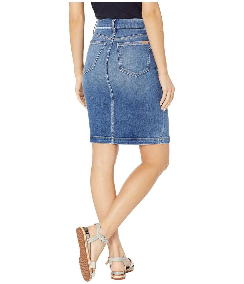 Joes Jeans Womens High Rise Pencil Skirt in Kars