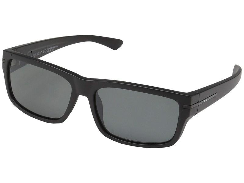 カエノン メンズ サングラス・アイウェア アクセサリー Silverado Matte Black/Grey 12