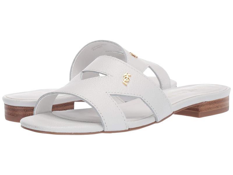 カートジェイガーロンドン レディース サンダル シューズ Odina White Leather