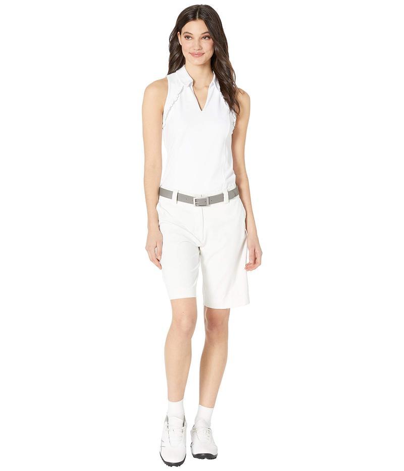 リリーピュリッツァー レディース シャツ トップス UPF 50+ Meryl Nylon Pique Resort White