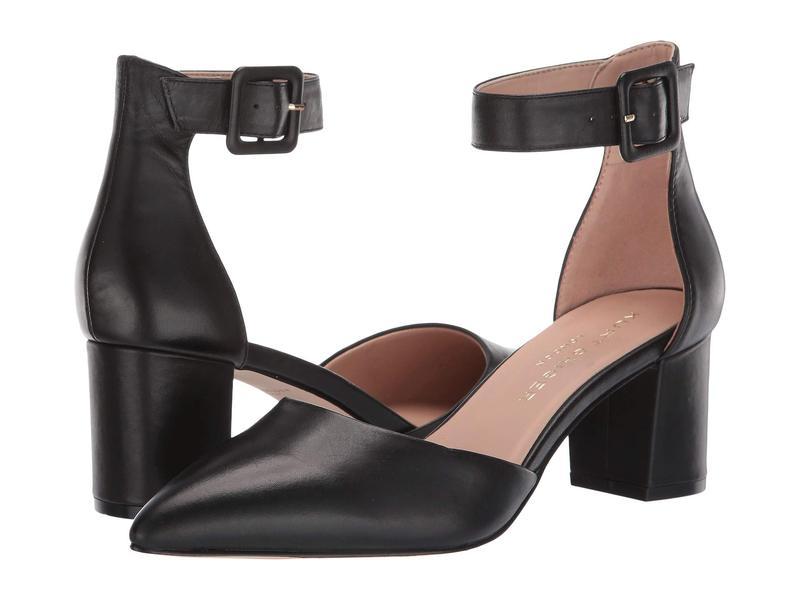 カートジェイガーロンドン レディース ヒール シューズ Burlington Black Leather