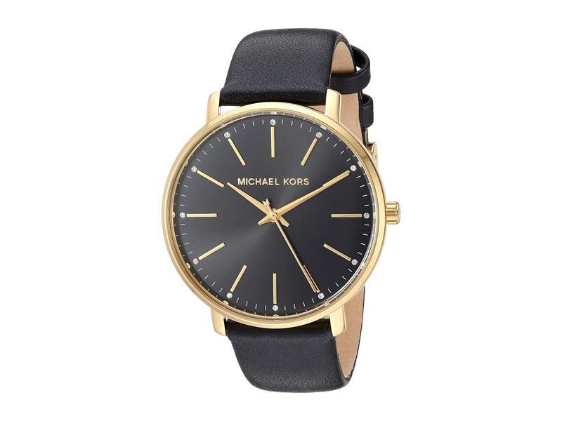 マイケルコース レディース 腕時計 アクセサリー Pyper - MK2747 Black