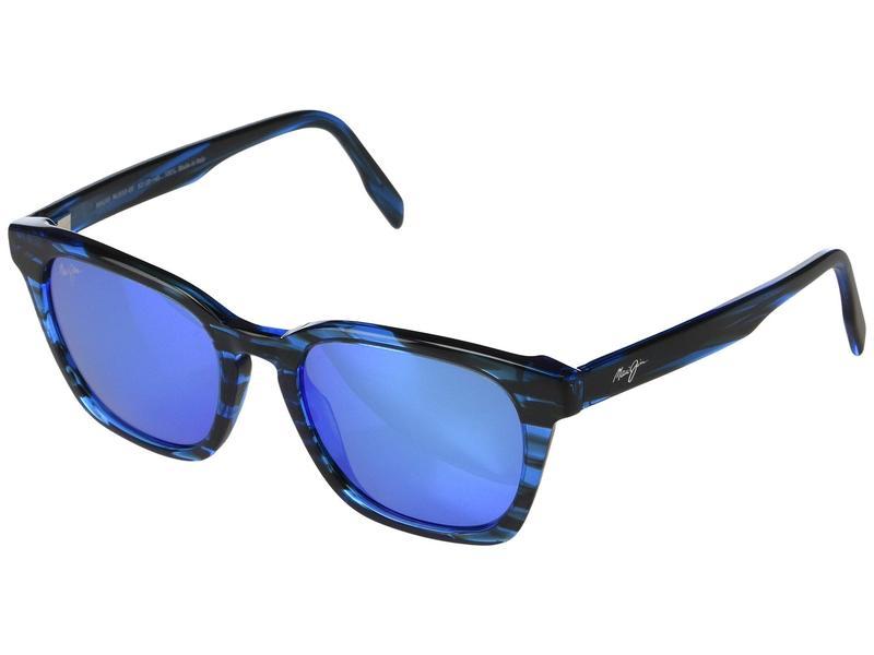 ブランド品専門の マウイジム Ice メンズ マウイジム Blue/Blue サングラス・アイウェア アクセサリー Shave Ice Electric Blue/Blue Hawaii, オックスフォードタイム:9aa9ffba --- pangulfvalves.com