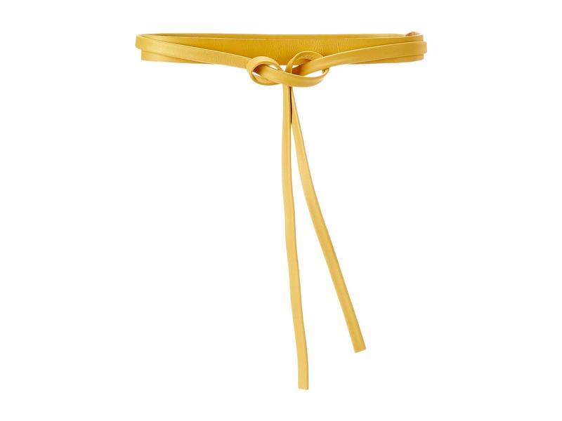 アダ レディース ベルト アクセサリー Skinny Wrap Belt Citron