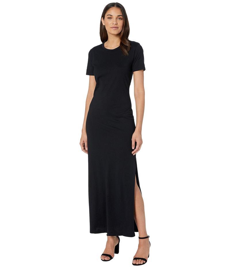 エージー アドリアーノゴールドシュミット レディース ワンピース トップス Alana Dress True Black