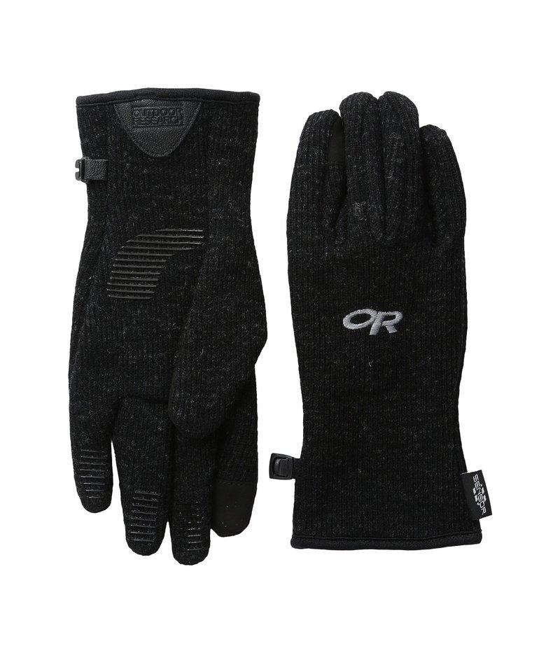 アウトドアリサーチ レディース 手袋 アクセサリー Flurry Sensor Gloves Black