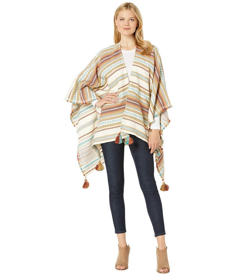 ペンドルトン レディース シャツ トップス Paloma Stripe Wrap Bright Stripe