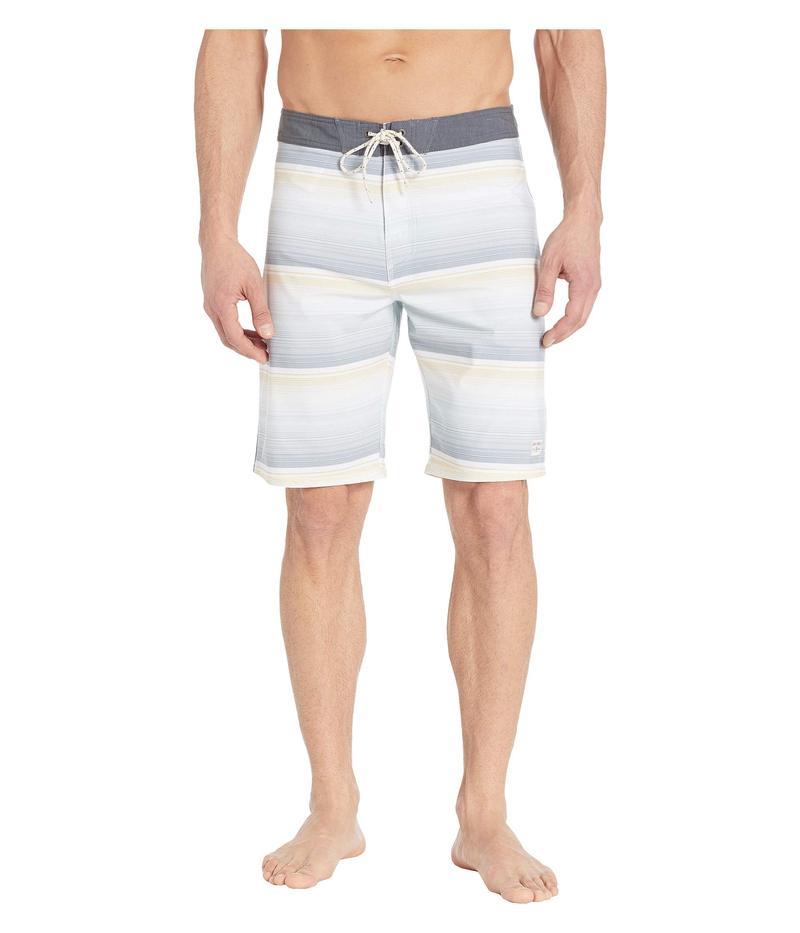 オニール メンズ ハーフパンツ・ショーツ 水着 Shores Boardshorts White