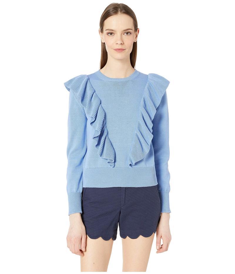 レッドヴァレンティノ レディース ニット・セーター アウター Maglia Sweater Light Blue