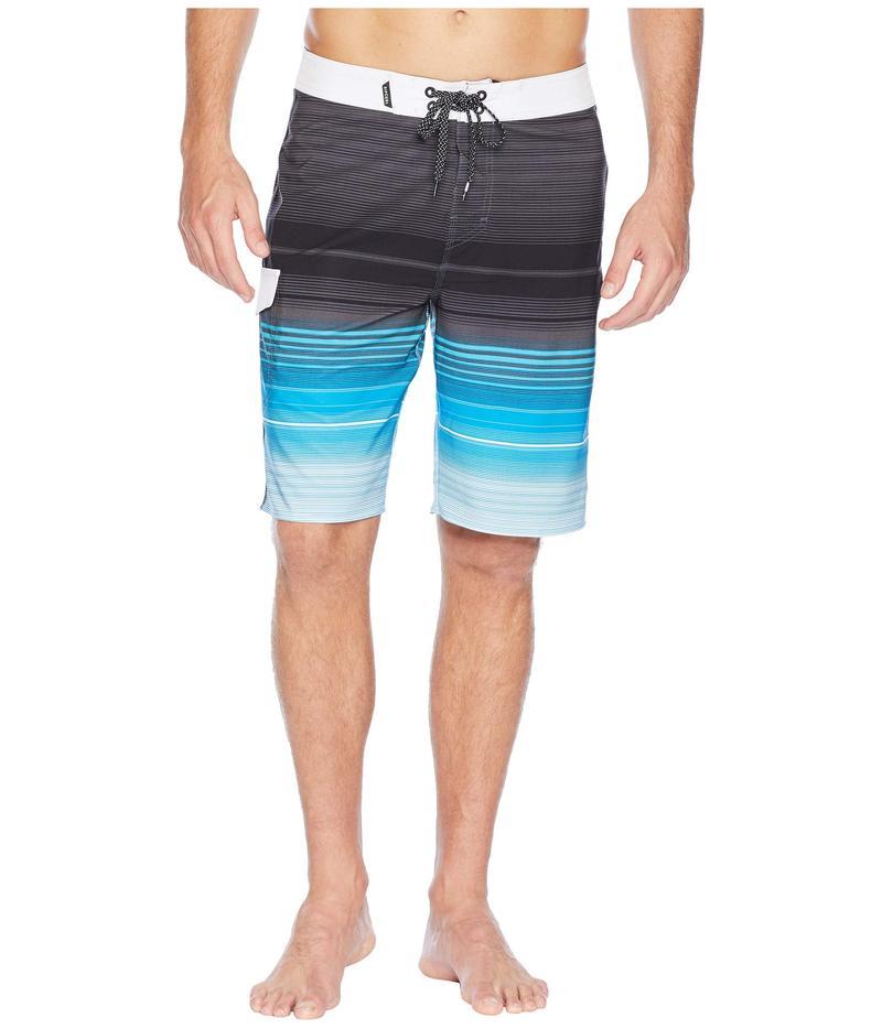 リップカール メンズ ハーフパンツ・ショーツ 水着 Mirage Disclosure Boardshorts Black