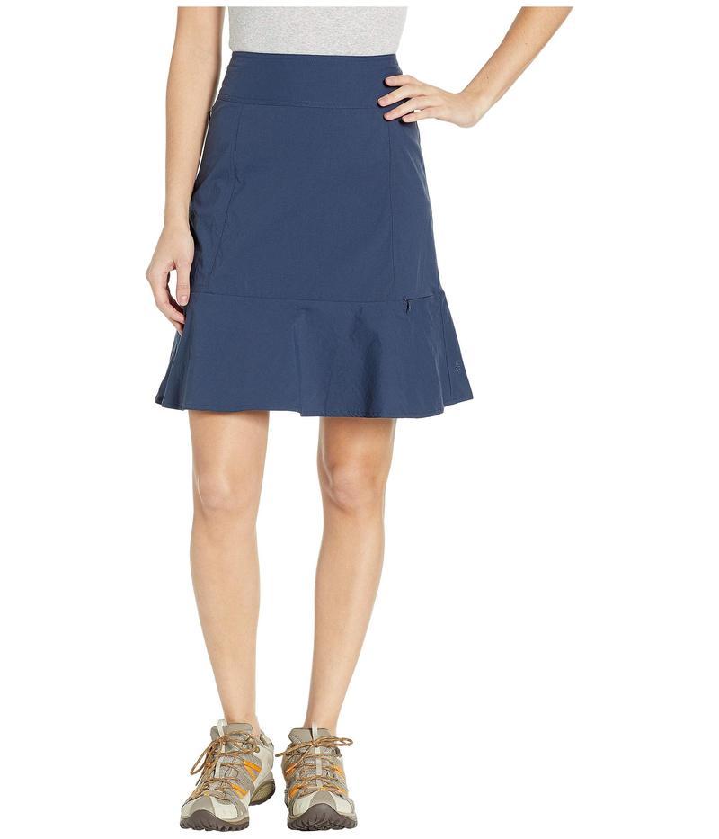 ロイヤルロビンズ レディース スカート ボトムス Discovery III Skirt Deep Blue