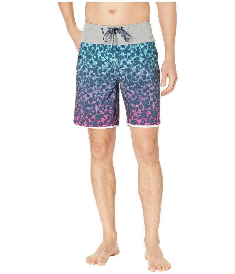 リップカール メンズ ハーフパンツ・ショーツ 水着 Mirage Mason Haze Boardshorts Grey