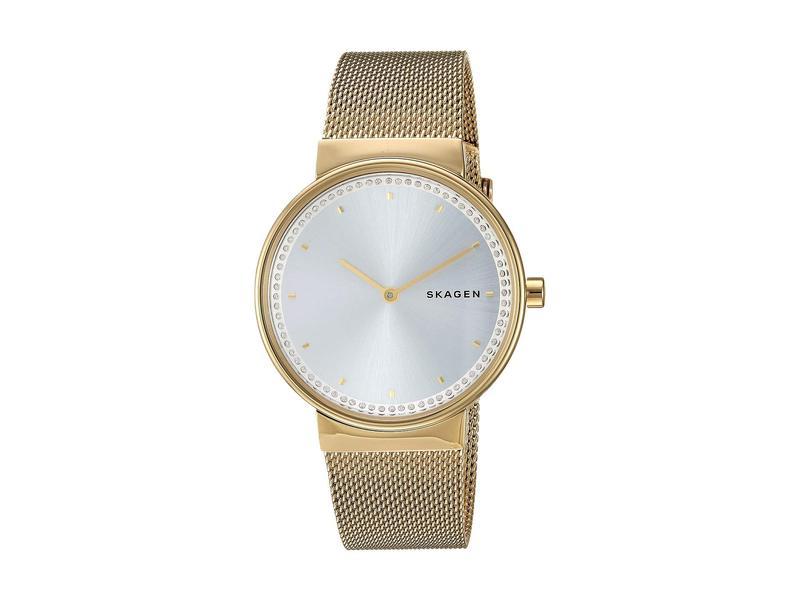 スカーゲン レディース 腕時計 アクセサリー Annelie - SKW2755 Gold