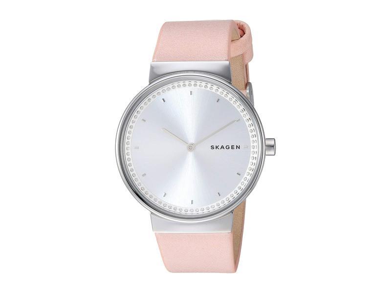 スカーゲン レディース 腕時計 アクセサリー Annelie - SKW2753 Pink