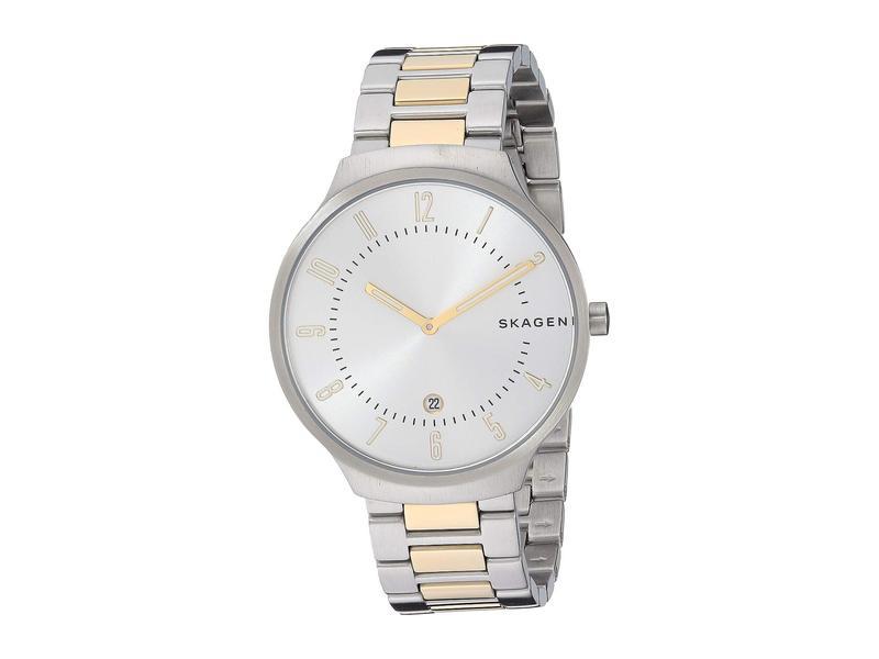 スカーゲン メンズ 腕時計 アクセサリー Grenen - SKW6516 Two-Tone