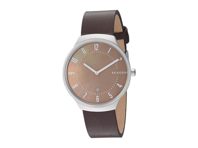 スカーゲン メンズ 腕時計 アクセサリー Grenen - SKW6518 Brown