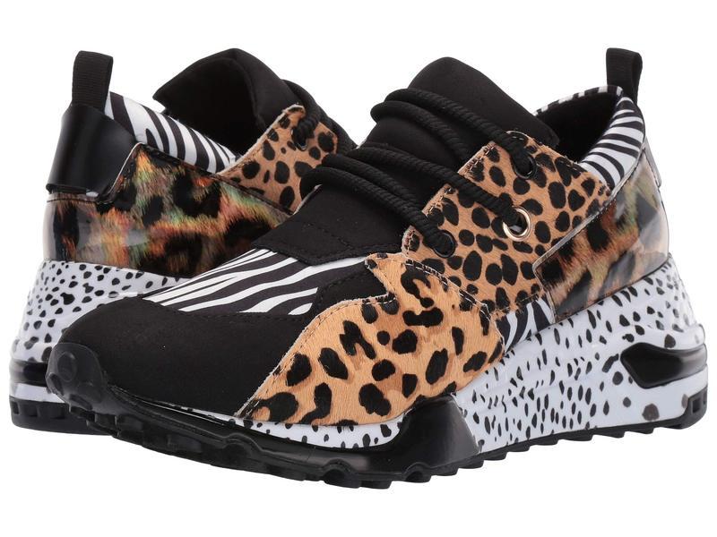 スティーブ マデン レディース スニーカー シューズ Cliff Sneaker Animal Multi