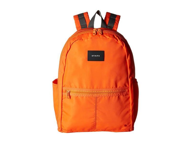 ステイトバッグス メンズ バックパック・リュックサック バッグ Bedford Orange