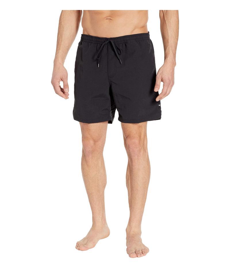バンズ メンズ ハーフパンツ・ショーツ 水着 Primary Volley Boardshorts Black