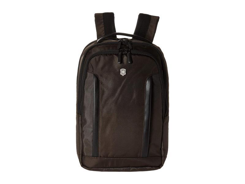 ビクトリノックス メンズ バックパック・リュックサック バッグ Altmont Professional Compact Laptop Backpack Dark Earth