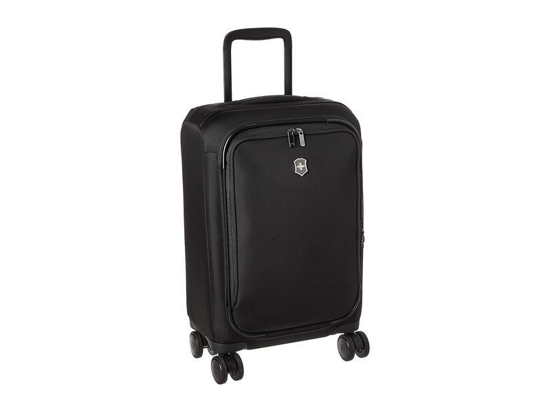 ビクトリノックス メンズ ボストンバッグ バッグ Connex Frequent Flyer Softside Carry-On Black